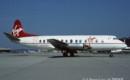 Vickers Viscount 806 Virgin Atlantic Airways