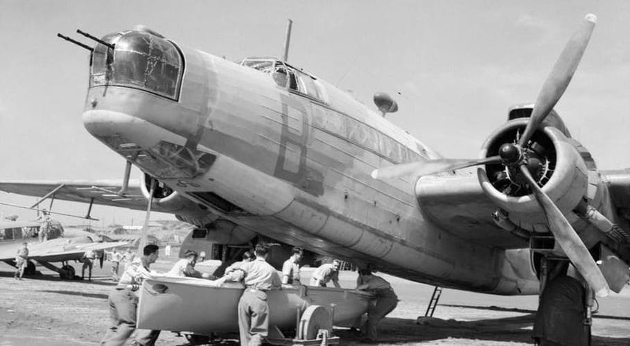 Vickers Warwick ASR Mark I