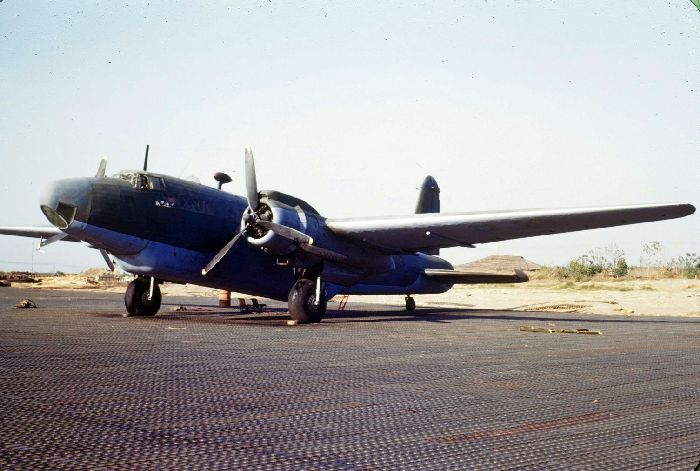 Vickers Warwick C.Mk .III