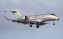 Vistajet Bombardier Challenger 350 approach
