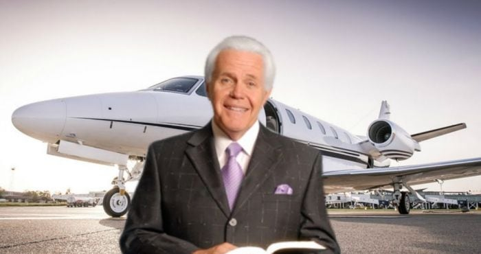 jesse duplantis private jet
