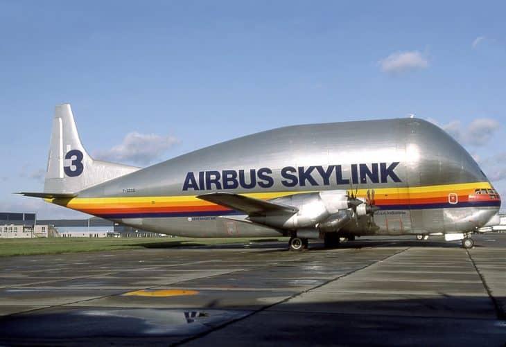 Aero Spacelines Super Guppy 6