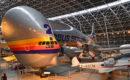 Aero Spacelines Super Guppy at Aeroscopia museum Toulouse