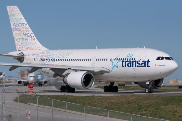 Air Transat Airbus A310 300