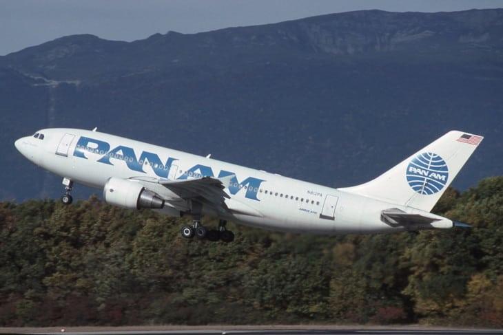 Airbus A310 324 Pan Am