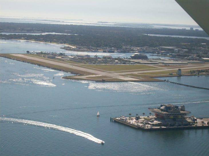 Albert Whitted Airport Florida