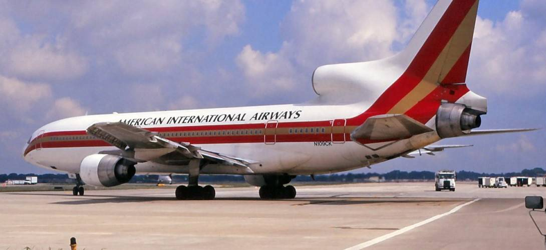 American International Airways L1011 200 Tristar