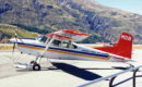 Cessna 185 Skywagon Mt Cook