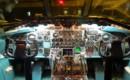 Cockpit of Delta Air Lines McDonnell Douglas DC 9 50