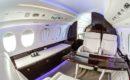 Dassault Falcon 8X Seating