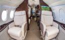 Dassault Falcon 8X interior seating