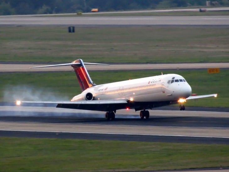 Delta Air Lines McDonnell Douglas DC 9 50