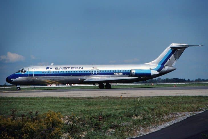 Eastern DC 9 30