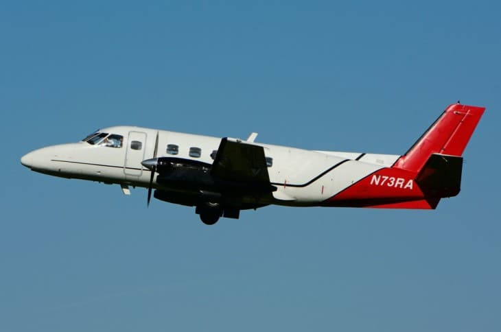 Embraer EMB 110 Royal Air Freight