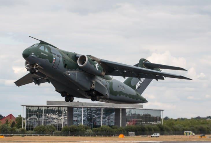 Embraer KC 390 Força Aérea Brasileira