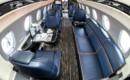 Embraer Praetor 600 lounge