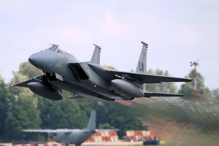 F 15 Eagle 1