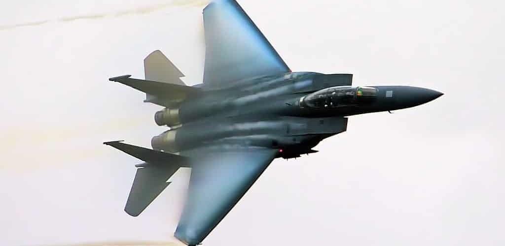 F 15 Eagle RIAT 2007