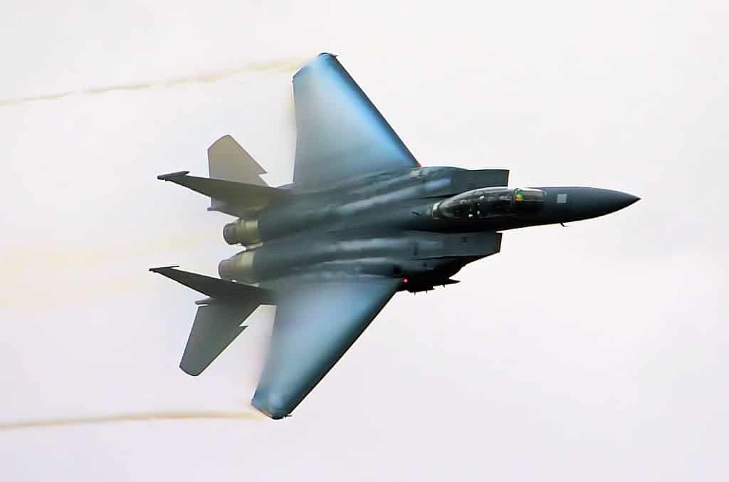 The Top 13 Fastest Fighter Jets in The World