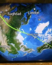 Why Can't Planes Fly Over the North Pole (or Can They?)