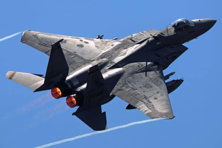 MD F 15 Eagle