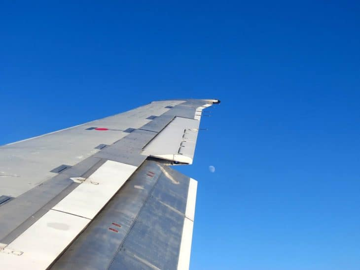 McDonnell Douglas MD 88 Wingle and Flaps