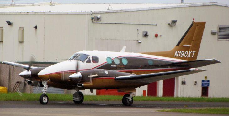 N190XT Beechcraft G90XT King Air