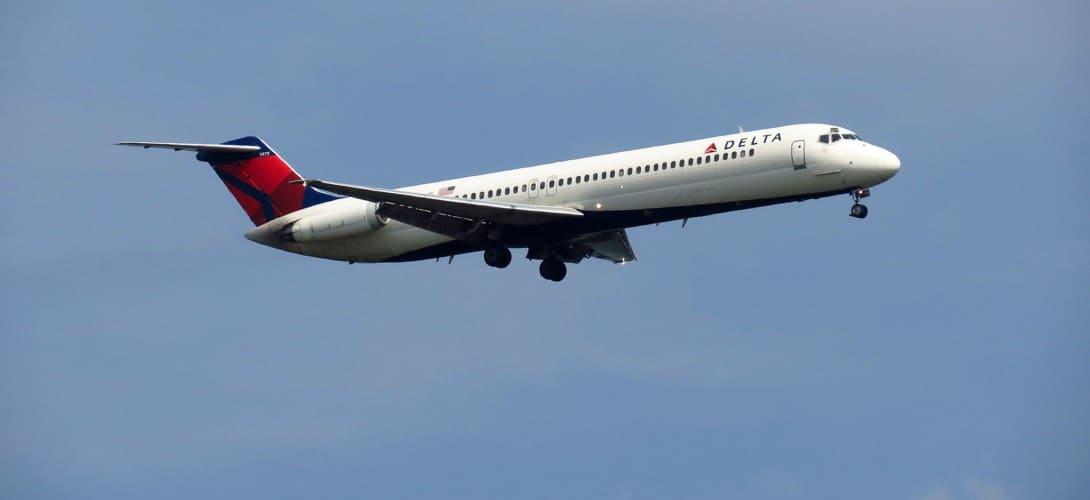 N787NC Delta Air Lines McDonnell Douglas DC 9 50
