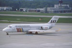 McDonnell Douglas DC-9-20