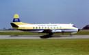 Vickers Viscount 735 Alidair Scotland