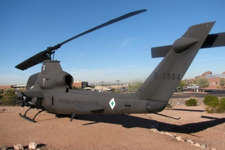 Bell AH 1S Cobra at Arizona Military Museum