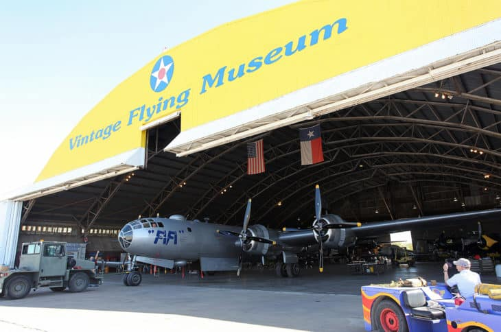 Boeing B 29A Superfortress