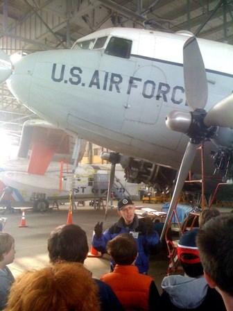 Historic Aircraft Restoration Project – HARP