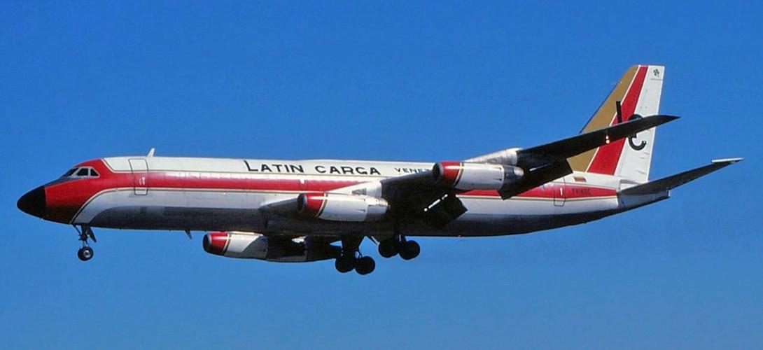 Latin Carga Convair 880