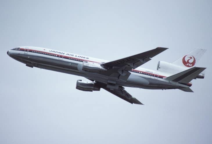 McDonnell Douglas DC 10 40 Japan Air Lines