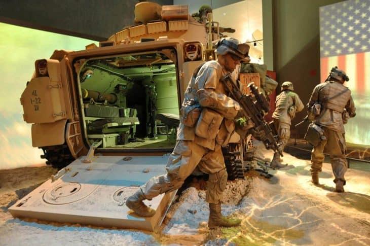 National Infantry Museum Columbus