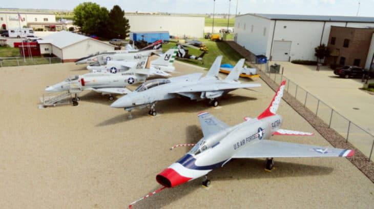 Prairie Aviation Museum Bloomington