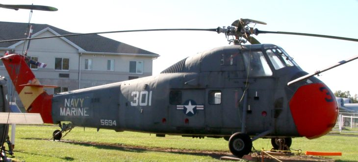 Sikorsky UH 34J Sea Bat at Wings of Freedom Aviation Museum Horsham Pennsylvania