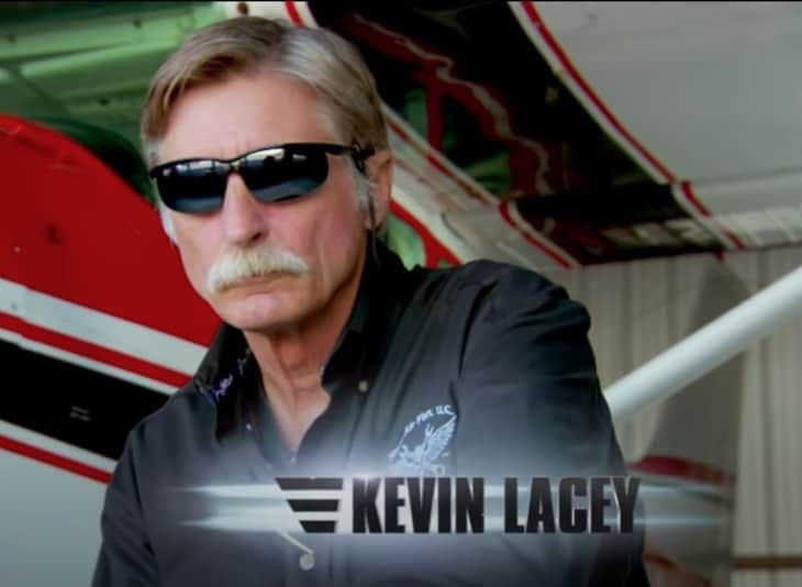 Airplane Repo Kevin Lacey