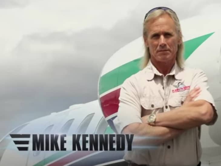 Airplane Repo Mike Kennedy