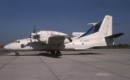 Antonov AN 32B Centrafrican Airlines