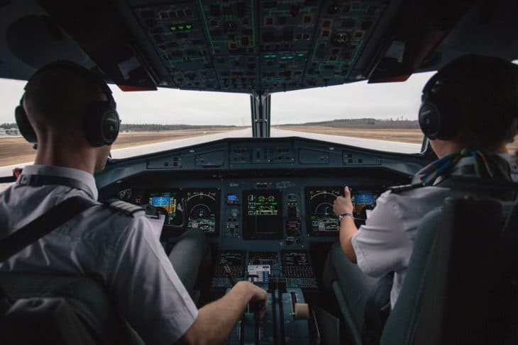 CRM is a Critical in Two Person Cockpits