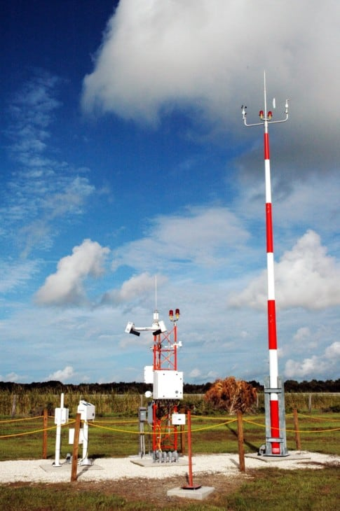 Automated surface observation system