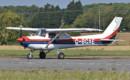 'G BGAE' Cessna F.152