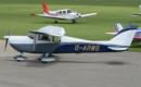 'G ARWS' Cessna 175C Skylark