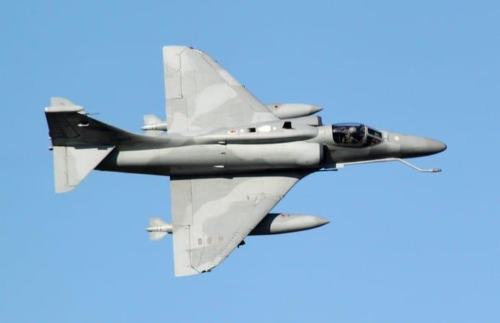 Argentine Air Force A 4AR Fightinghawk
