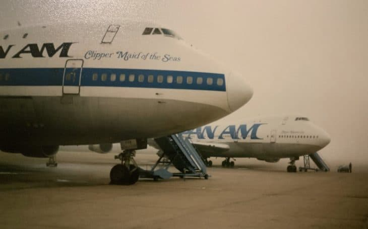 B747 100 Pan Am