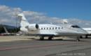 Bombardier Challenger 604.