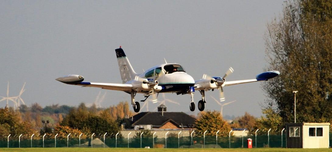 Cessna 310 CVT 1