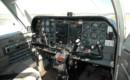 Cessna 310R cockpit layout